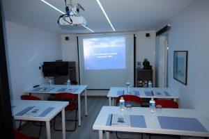 Salle de cours de navigation Sailing-events