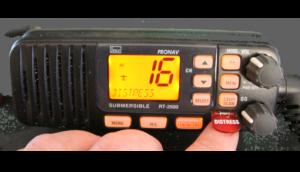 Formation radio VHF